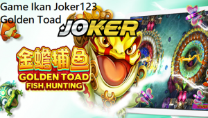 Game Ikan Joker123 Golden Toad